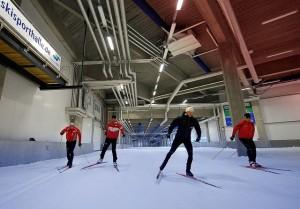 DKB Skihalle von Ferienregion Oberhof
